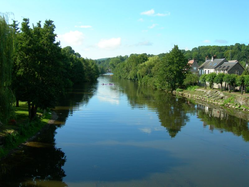River Orne at